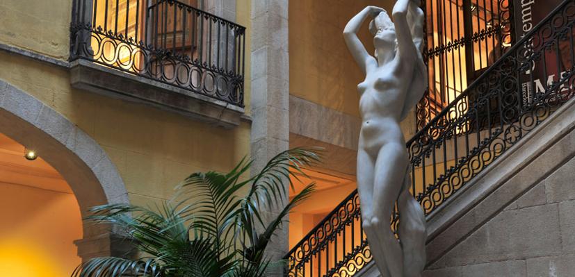 MEAM museo europeo di arte moderna